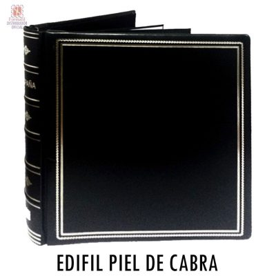 Album Edifil Piel de Cabra