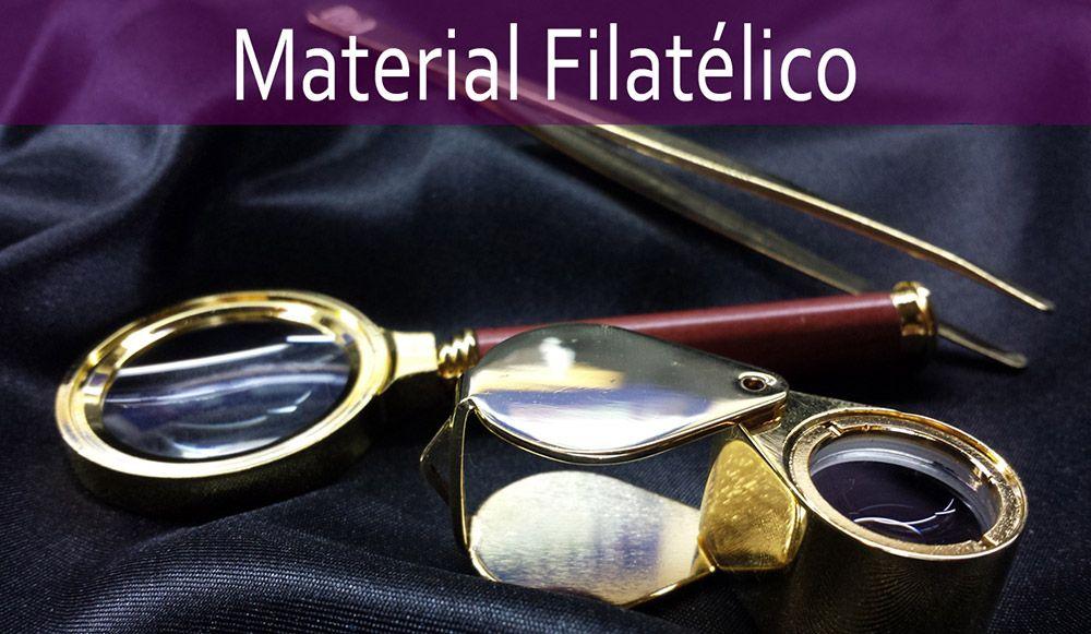 Material filatélico