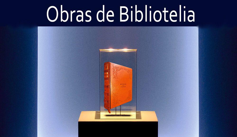 Obras de bibliotelia