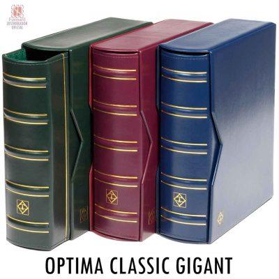 ALBUM OPTIMA CLASSIC GIGANT FARO LEUCHTTURM