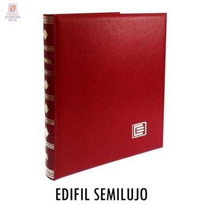 Album Edifil Semi Lujo