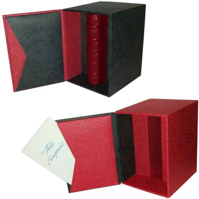 Caja Especial Estuche Regalo Bibliofilia Bibliotelia