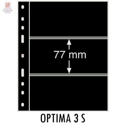 LEUCHTTURM ÓPTIMA 3S
