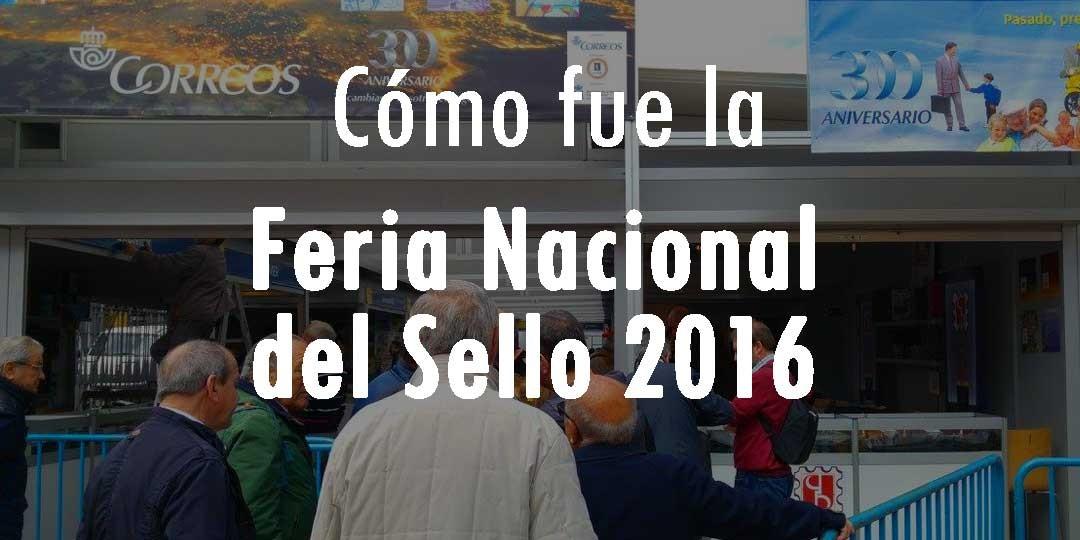 Cómo fue la Feria Nacional del Sello 2016