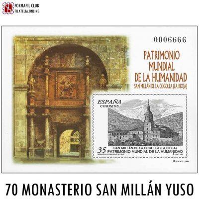 70 MONASTERIO SAN MILLAN YUSO