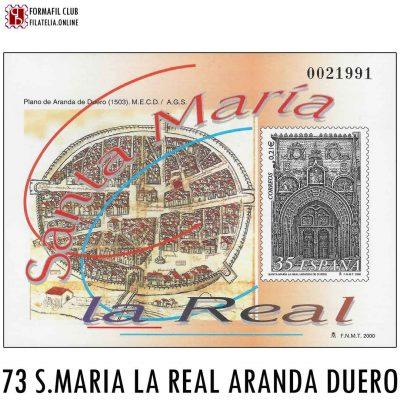 73 SANTA MARIA LA REAL ARANDA DE DUERO