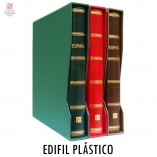 ALBUM EDIFIL PLASTICO