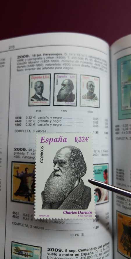 como se utiliza un catalogo de sellos