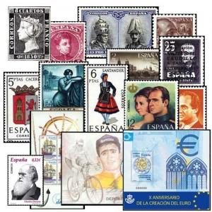 sellos por series completas