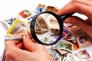 coleccionar-sellos-pinza-lupa