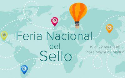 Feria Nacional del Sello 2018: Fechas, horarios e información
