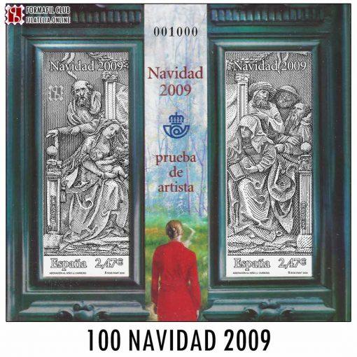 100 NAVIDAD ADORACION AL NIÑO DE J. CARRERO 2009
