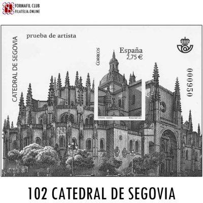 102 CATEDRAL DE SEGOVIA