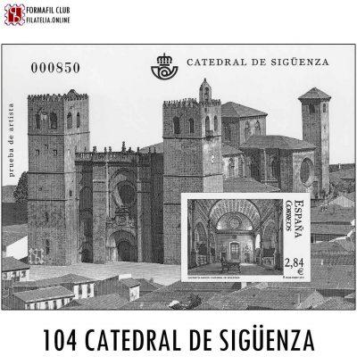104 CATEDRAL DE SIGÜENZA