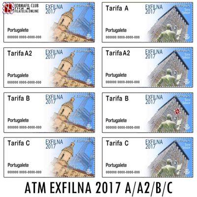 ATM EXFILNA 2017 PORTUGALETE SERIE LARGA