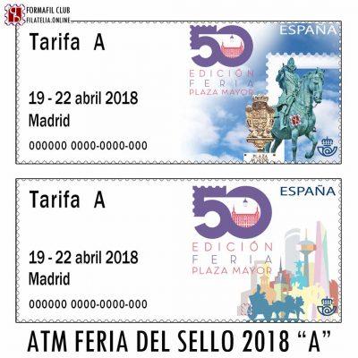 ATM FERIA DEL SELLO 2018 TARIFA A