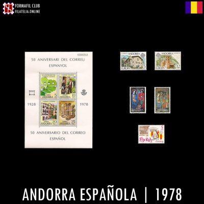 El Reciclaje 1v. Andorra EspaÑola 2010 378 Valores Civicos Sellos Europa