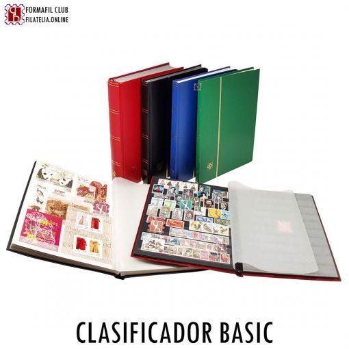 clasificador para sellos basic leuchtturm
